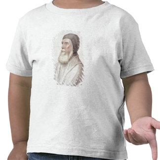 Retrato del 1r conde de Juan Russell de Bedford Camisetas