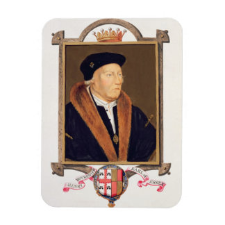 Retrato del 2do conde de Henry Bourchier (d.1539)  Imán Flexible