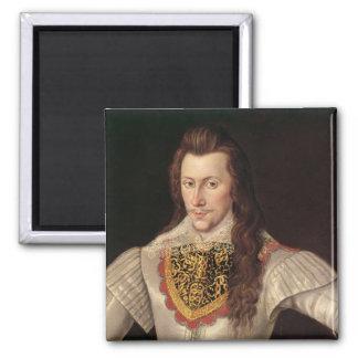 Retrato del 3ro conde de Henry Wriothesley Imán Cuadrado