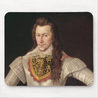 Retrato del 3ro conde de Henry Wriothesley Mousepad