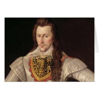 Retrato del 3ro conde de Henry Wriothesley Tarjeta De Felicitación