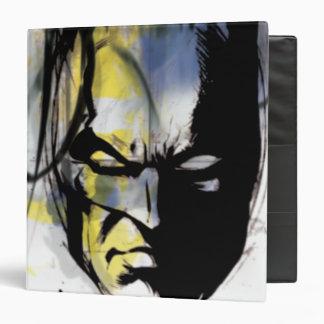 "Retrato del aerógrafo de Batman Carpeta 1 1/2"""