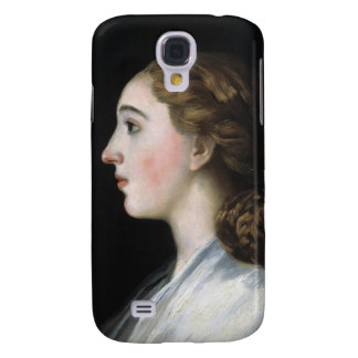Retrato del arte de Maria Teresa de Vallabriga Goy Funda Para Galaxy S4