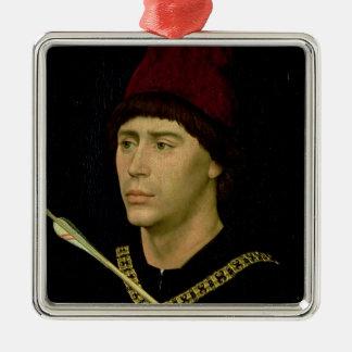 Retrato del bastardo de Antoine de Borgoña Ornamente De Reyes