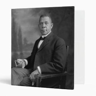 Retrato del Booker T. Washington por Harris y