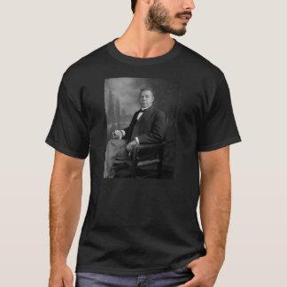 Retrato del Booker T. Washington por Harris y Playera