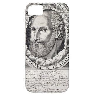 Retrato del buhonero de George (c.1559-1634) iPhone 5 Fundas