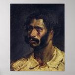 Retrato del carpintero 'del Medusa Póster
