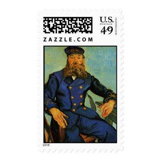 Retrato del cartero José Roulin - Van Gogh Envio