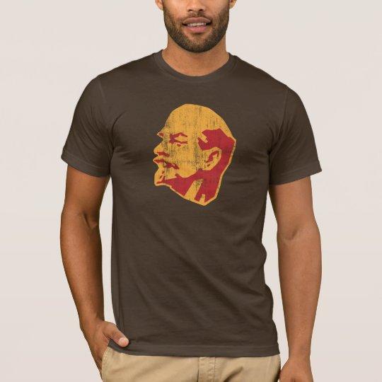 retrato del cccp de Vladimir Lenin Playera
