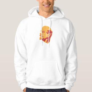 retrato del cccp de Vladimir Lenin Suéter Con Capucha