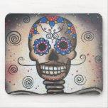 Retrato del cráneo por Lorri Everett Tapete De Ratón