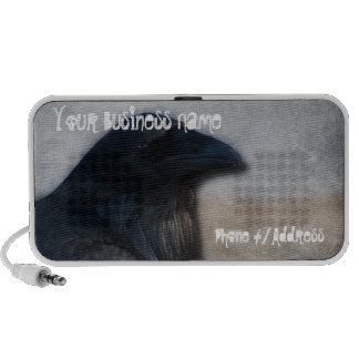 Retrato del cuervo; Promocional PC Altavoces