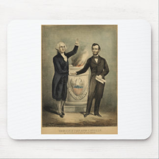 [Retrato del curtidor y de Ives de Washington y de Tapete De Ratón