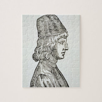 Retrato del della Mirandola (1463-94) de Pico, de  Puzzle Con Fotos
