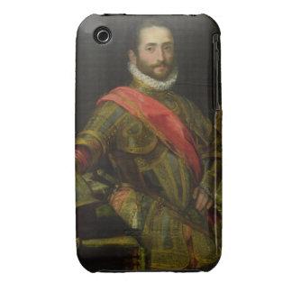 Retrato del della Rovere, c.1572 (aceite de iPhone 3 Cobreturas