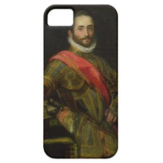 Retrato del della Rovere, c.1572 (aceite de iPhone 5 Carcasa