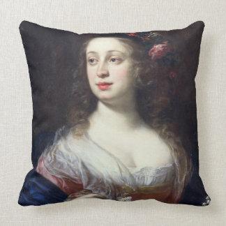 Retrato del della Rovere de Vittoria vestido como  Cojín