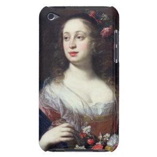 Retrato del della Rovere de Vittoria vestido como  iPod Touch Cárcasas