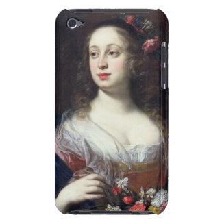 Retrato del della Rovere de Vittoria vestido como  iPod Touch Cobertura