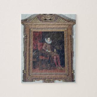Retrato del de'Medici de Cosimo II (1590-1621) (ac Puzzle