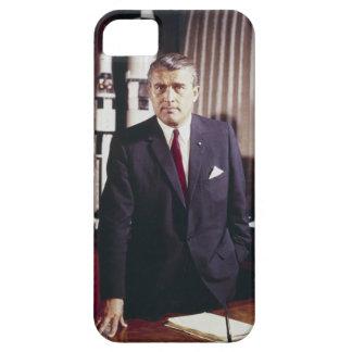 Retrato del doctor Wernher von Braun iPhone 5 Case-Mate Protectores
