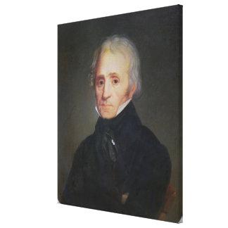 Retrato del Dr Berlioz Lona Envuelta Para Galerias