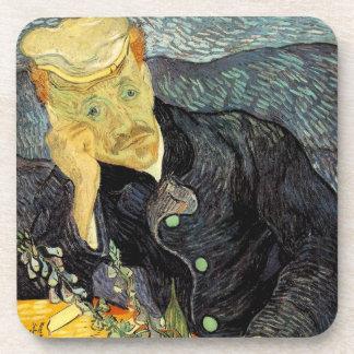 Retrato del Dr Gachet - práctico de costa del cor Posavasos