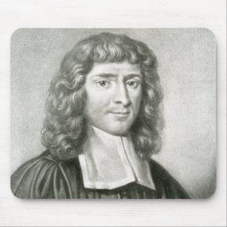 Retrato del Dr. Isaac Barrow Alfombrilla De Ratón