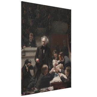 Retrato del Dr Samuel D Gross de Thomas Eakins Impresion En Lona