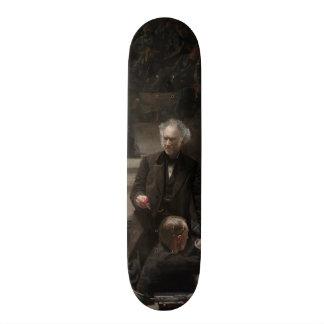 Retrato del Dr Samuel D Gross de Thomas Eakins Monopatin