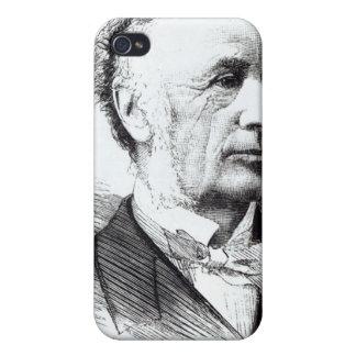 Retrato del duque de Buccleuch iPhone 4 Funda