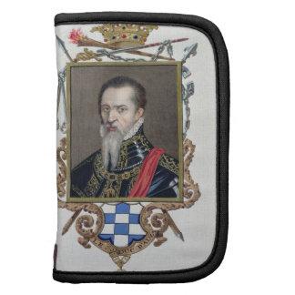 Retrato del duque de Fernando Alvarez de Toledo de Planificador