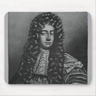Retrato del duque de Henry de Grafton Tapetes De Ratón