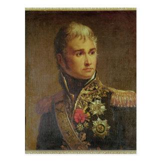 Retrato del duque de Jean Lannes de Montebello Tarjetas Postales