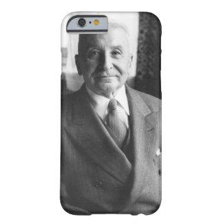 Retrato del economista austríaco Ludwig von Mises Funda De iPhone 6 Barely There