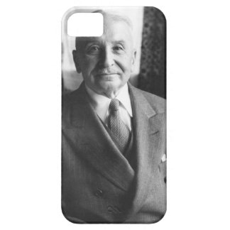 Retrato del economista austríaco Ludwig von Mises iPhone 5 Funda