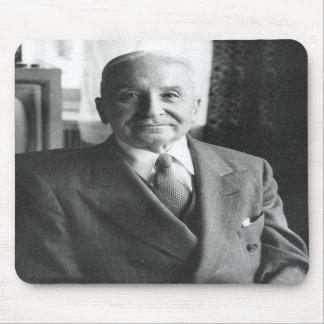 Retrato del economista austríaco Ludwig von Mises Tapete De Ratón