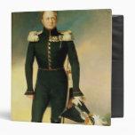"Retrato del emperador Alejandro I 1825 Carpeta 1 1/2"""