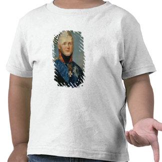 Retrato del emperador Alejandro I Camiseta