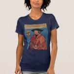 Retrato del emperador Maximiliano I.By Albrecht Camisetas