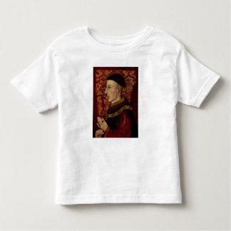 Retrato del Enrique V Camisas