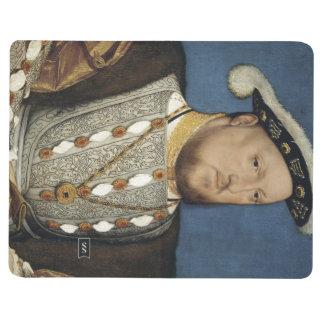 Retrato del Enrique VIII de Inglaterra de Hans Hol