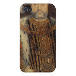 Retrato del Enrique VIII iPhone 4/4S Funda