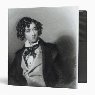 Retrato del escudero M P de Benjamin Disraeli
