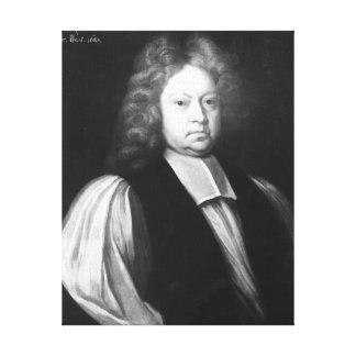 Retrato del espadín de Thomas Impresión En Tela