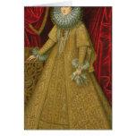 Retrato del Eugenia de la reina Isabel Clara Tarjeton