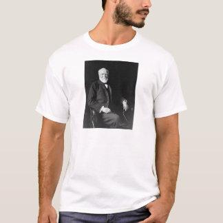 Retrato del filántropo Andrew Carnegie Playera