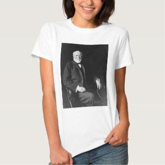 Retrato del filántropo Andrew Carnegie Playeras