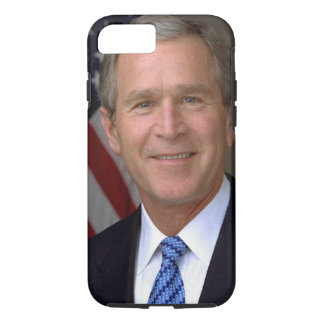 Retrato del funcionario de George W. Bush Funda iPhone 7